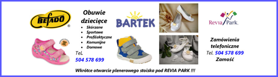 Buty Bartek